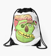 delinquent Drawstring Bag