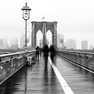 Puente de brooklyn de Nueva York de ShootFirstNYC