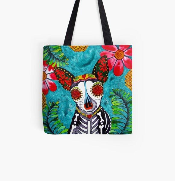 Chihuahua I All Over Print Tote Bag