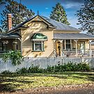 Australian Homes - Queenslander by Kim Austin