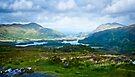Killarney Lakes from Ladies View by Yukondick