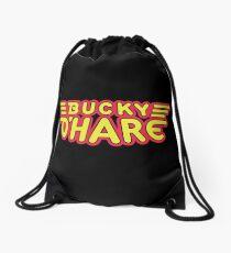 Captain Bucky O'Hare Drawstring Bag
