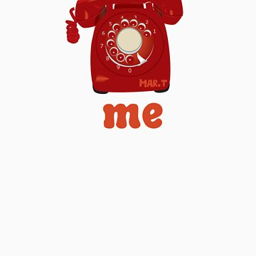 phone me red by mishiko
