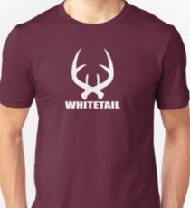 Shed Hunter search for Whitetail Antlers  T-Shirt