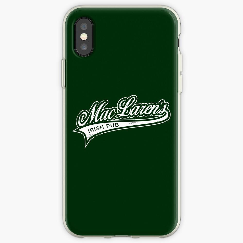 MacLaren's Pub iPhone-Hüllen & Cover