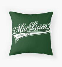 MacLaren's Pub Floor Pillow