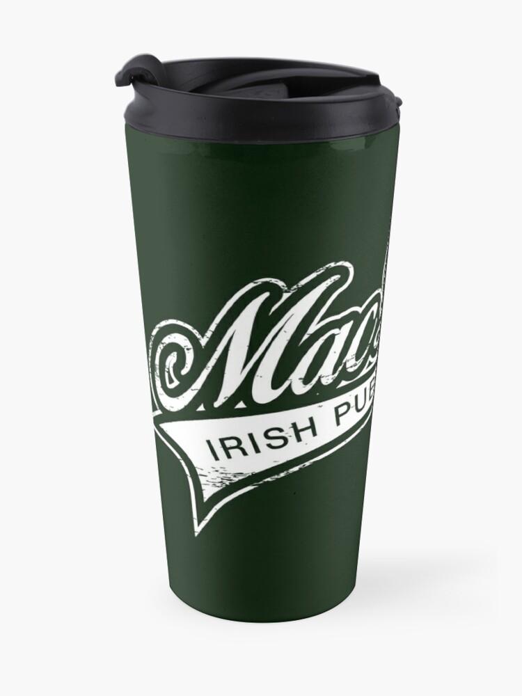 Alternate view of MacLaren's Pub Travel Mug