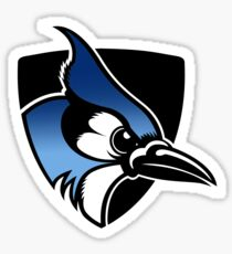 Johns Hopkins Bird Sticker