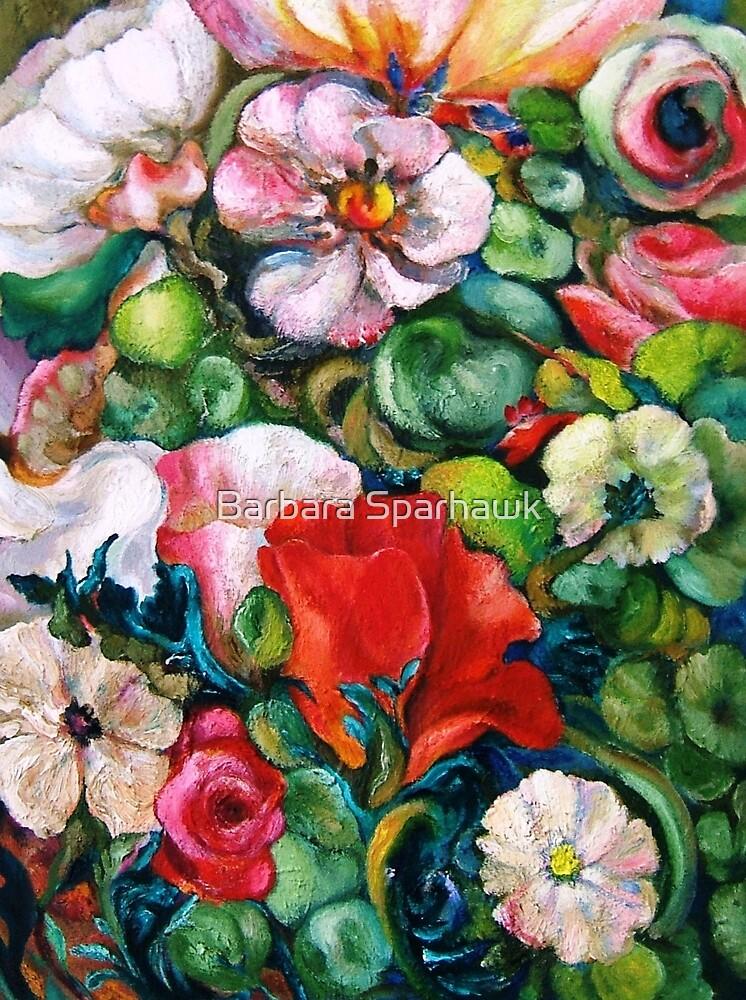 Jody's Fragrant Garden by Barbara Sparhawk