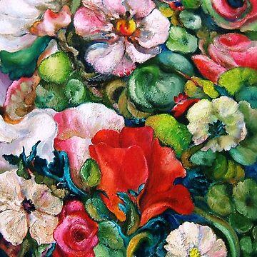 Jody's Fragrant Garden by Hawkski