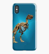 Dinosaur skeleton  iPhone Case