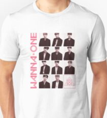 Wanna One - Energetic (Pink Version) Unisex T-Shirt