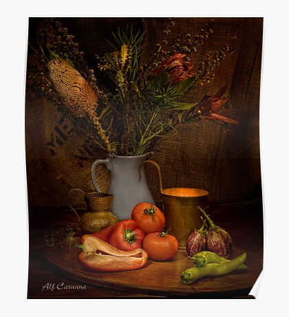 Old Masters Series (Print 8) Poster