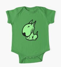 Odie English Bull Terrier Pale Green  Kids Clothes
