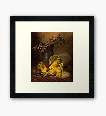 old masters series (print 10) Framed Print
