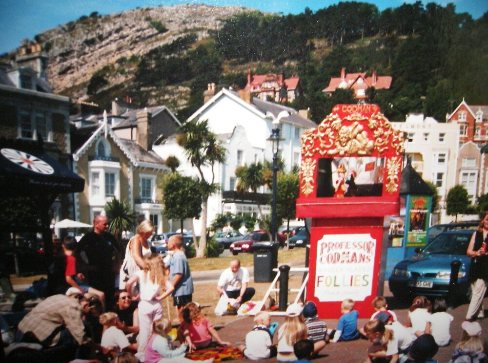 punch and judy by christine7