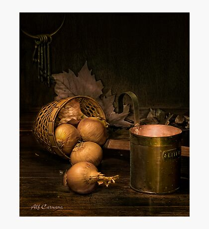 Old Masters Series (print 3) Photographic Print