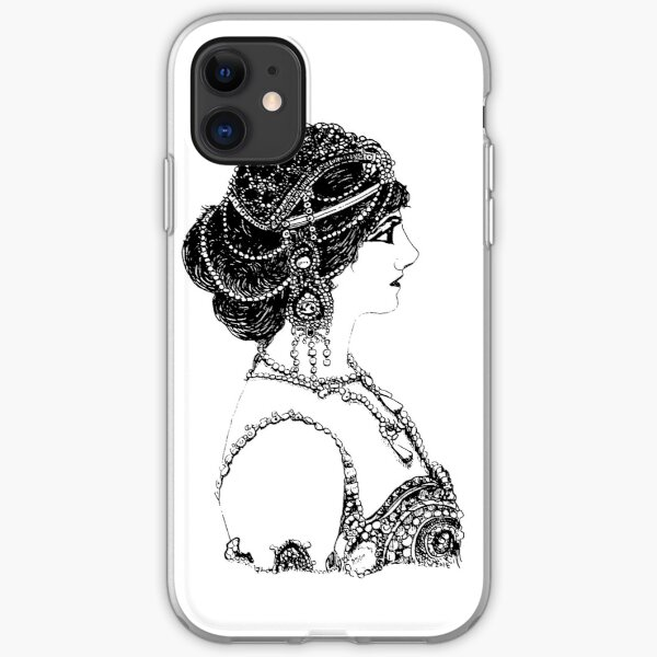 Beauty iPhone Soft Case