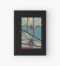 Pew Pew Pew! Hardcover Journal