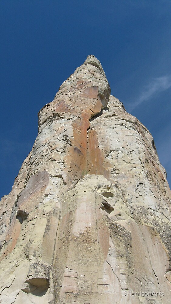 El Morro National Monument, 60 miles south of Grants, New Mexico, USA by BHarrisonArts