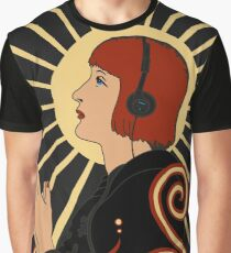 As the Flames Rose... Graphic T-Shirt
