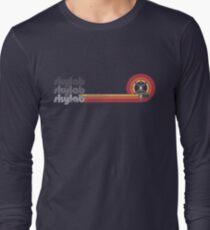 SKYLAB - Orange version Long Sleeve T-Shirt