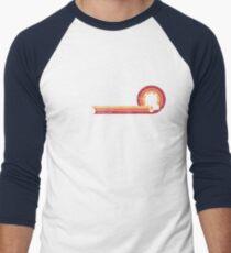 SKYLAB - Orange version Men's Baseball ¾ T-Shirt