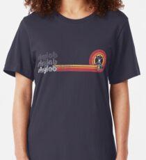 SKYLAB - Orange version Slim Fit T-Shirt