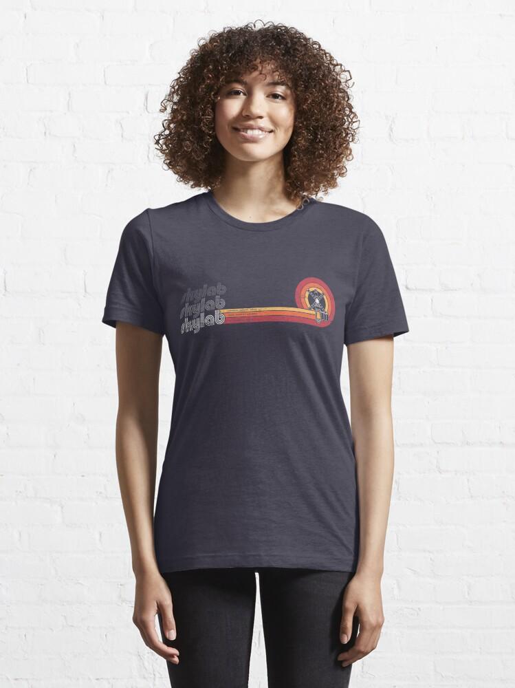Alternate view of SKYLAB - Orange version Essential T-Shirt
