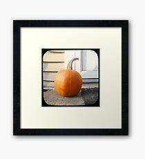 By The Door TTV Framed Print