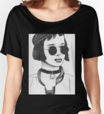 Mathilda From Leon The Professional Women's Relaxed Fit T-Shirt