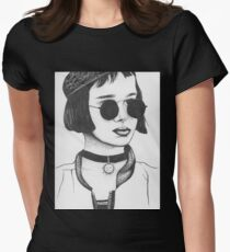 Mathilda From Leon The Professional Women's Fitted T-Shirt