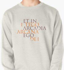 Et In Arcadia Ego Pullover