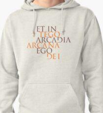 Et In Arcadia Ego Pullover Hoodie