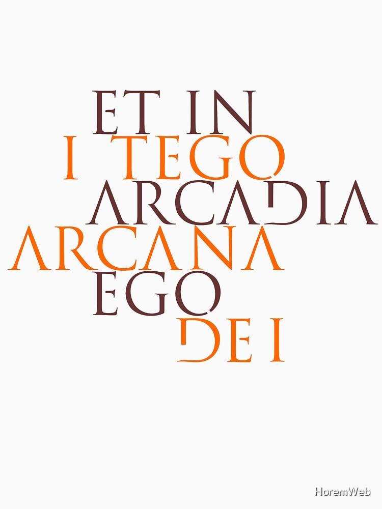 Et In Arcadia Ego by HoremWeb
