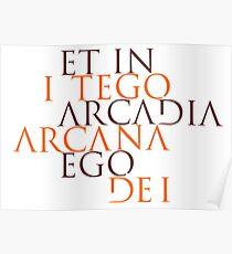 Et In Arcadia Ego Poster