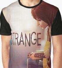 Life is Strange Max playing guitar Graphic T-Shirt
