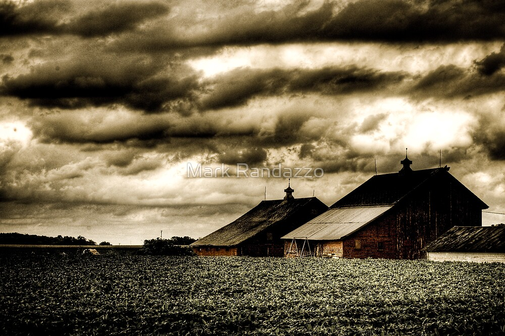 Barns by Mark Randazzo