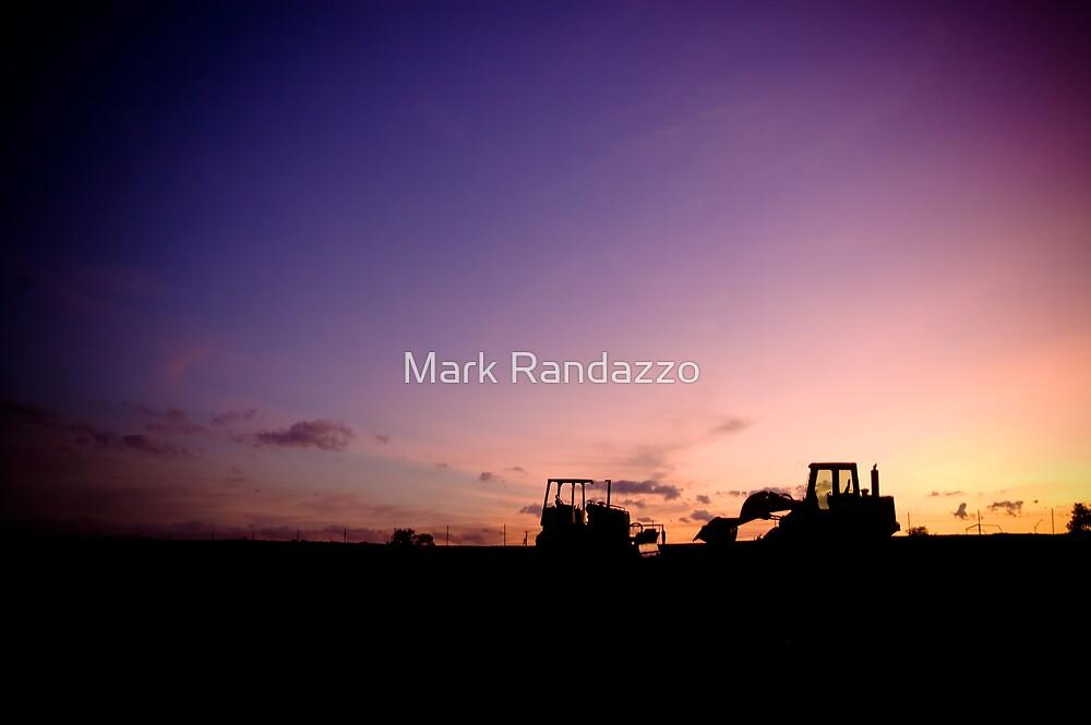 Dozers by Mark Randazzo