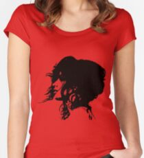 Camila Cabello (black version) Women's Fitted Scoop T-Shirt