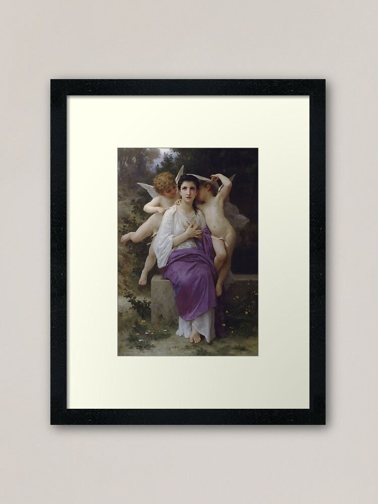 William Adolphe Bouguereau Untitled3 Giclee Canvas Print Paintings Poster