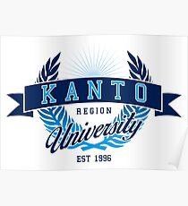 Kanto Region University Poster