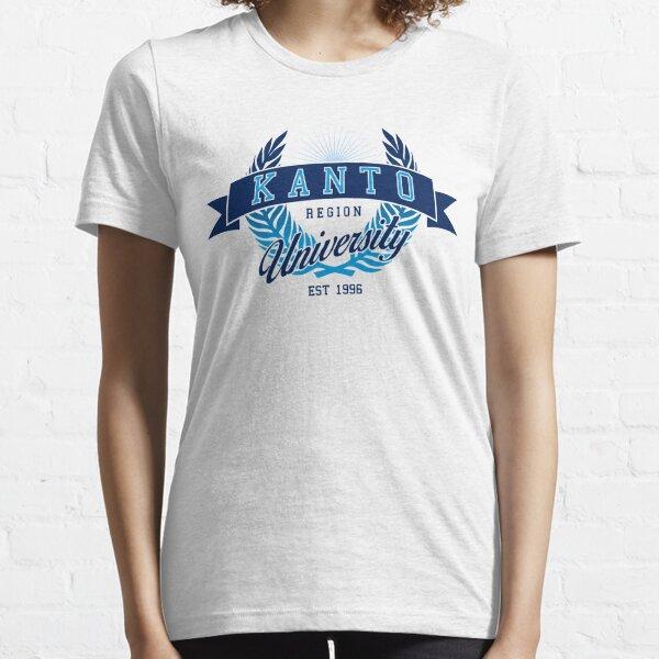 Kanto Region University Essential T-Shirt