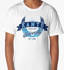Kanto Region University Long T-Shirt