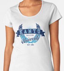 Kanto Region University Women's Premium T-Shirt