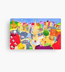 Daventry Canvas Print
