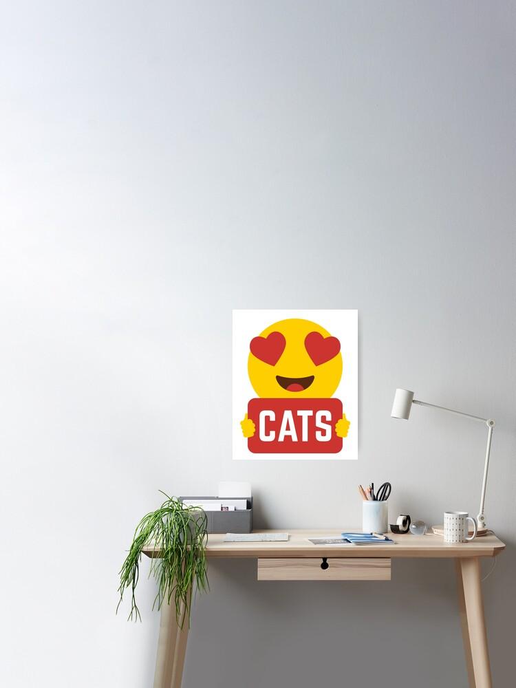 I Love Heart Kittens T-Shirt