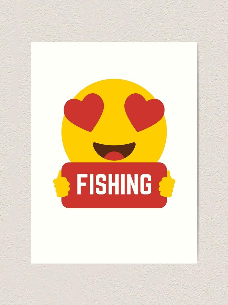 I love coeur T-shirt pour enfant de pêche