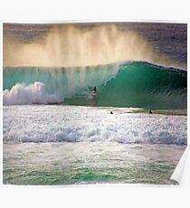 Andy Irons - End of Light Poster