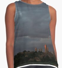 San Gimignano in Sunset Contrast Tank